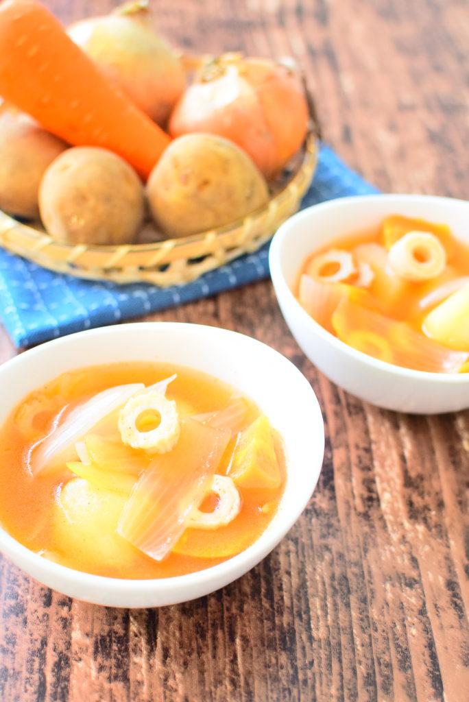 ピリ辛!コチュジャンスープのレシピ