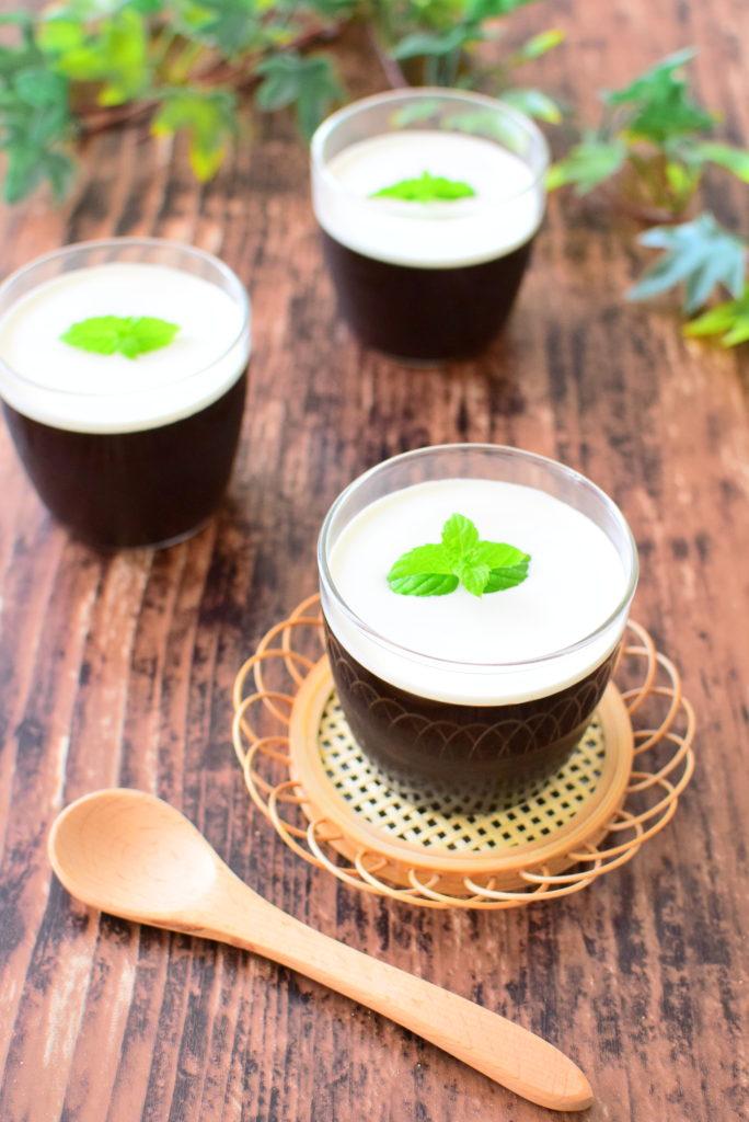 ぷるっぷる!コーヒーゼリーのレシピ