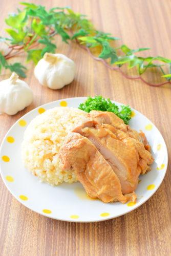 圧力鍋で柔らか!鶏ももチャーシュー&鶏ももチャーシューを使ったレシピ3品!