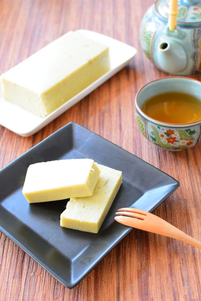 ミルク芋ようかんのレシピ
