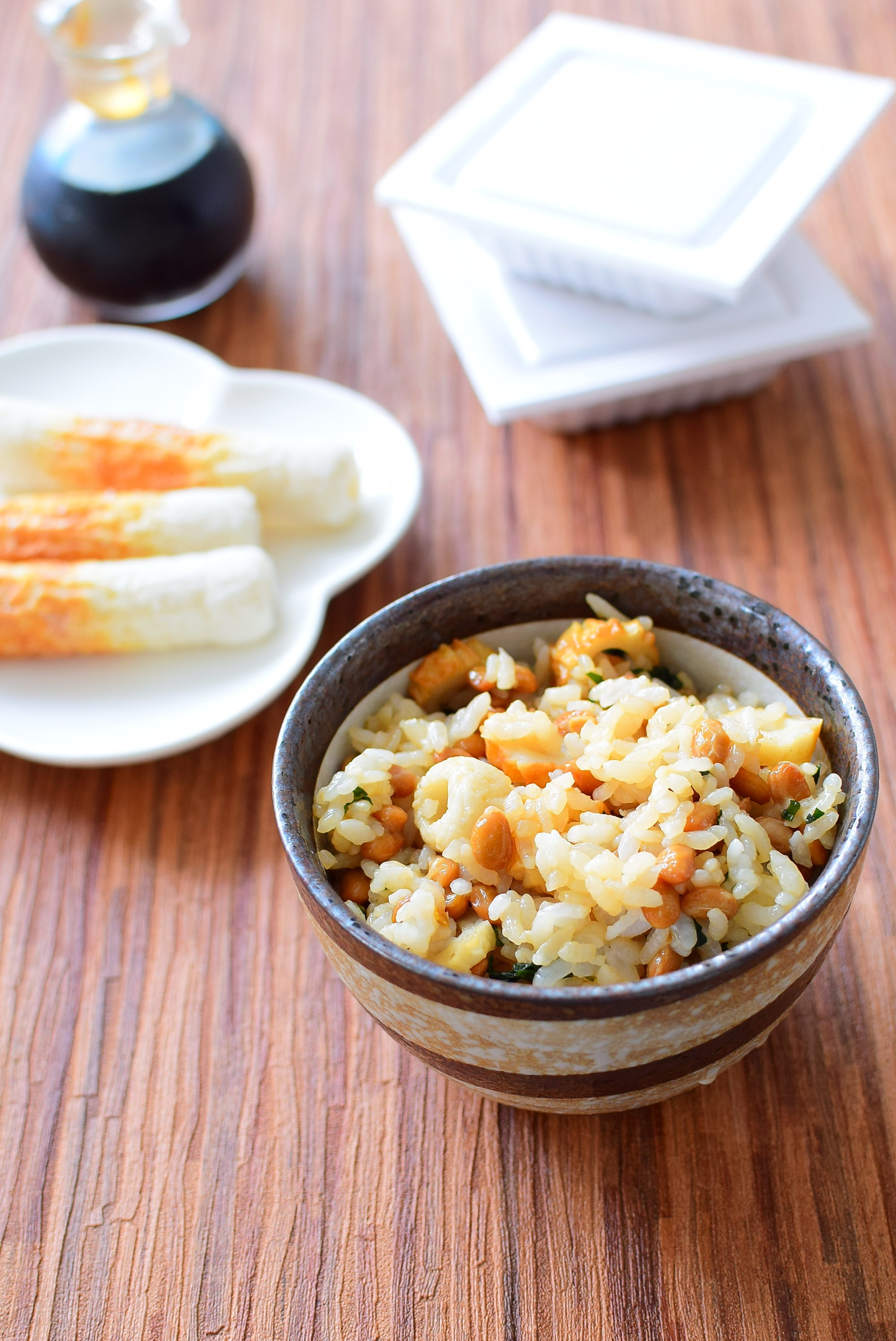 手軽に作れる!大葉と納豆の混ぜご飯のレシピ