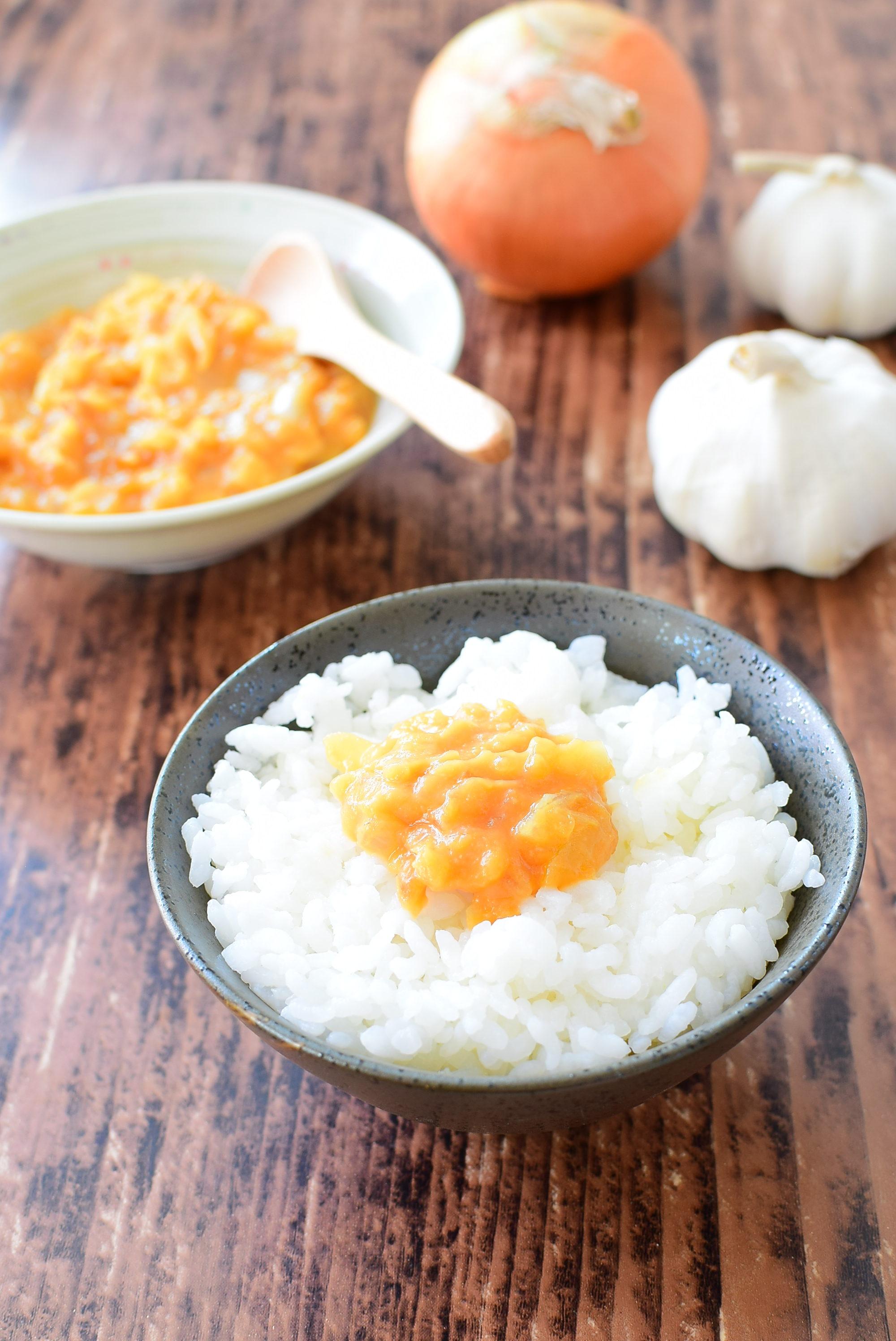 【ご飯が進む】にんにくねぎ味噌のレシピの写真