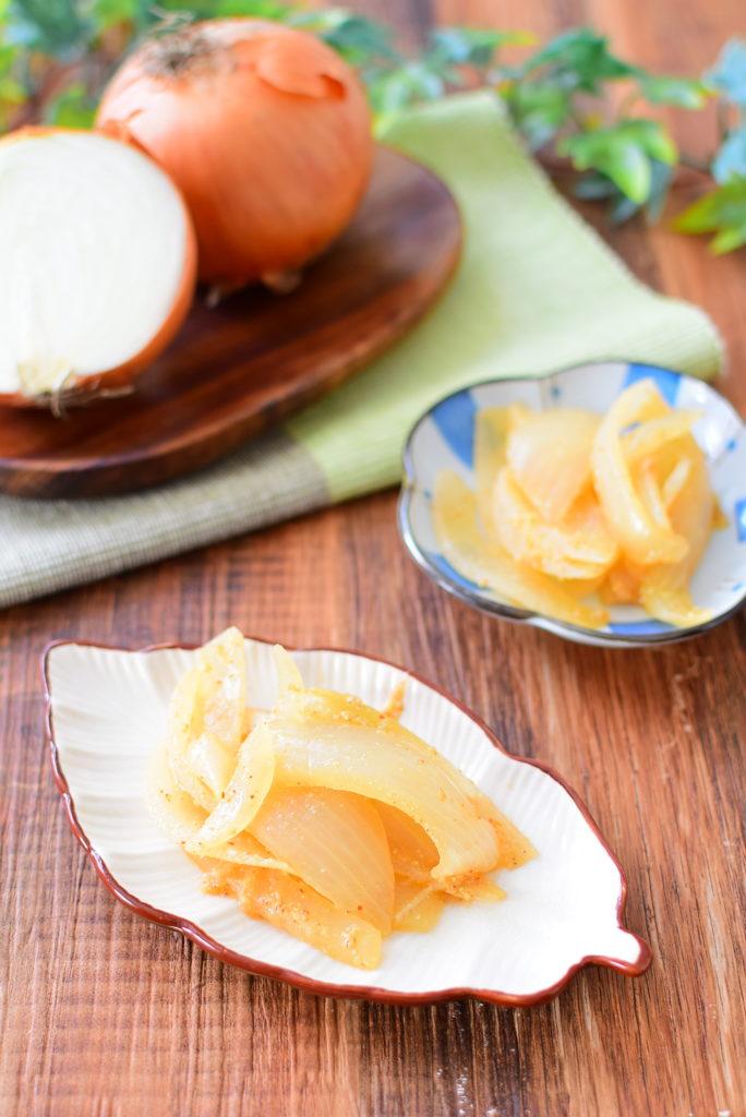 玉ねぎの簡単ピリ辛ナムルのレシピ