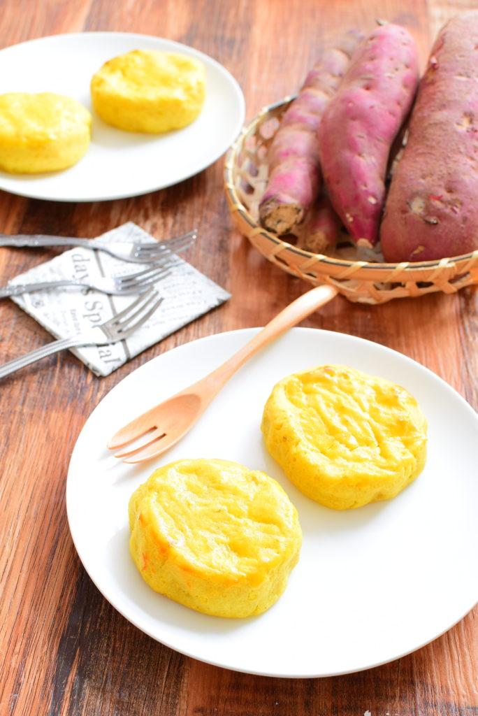 練乳入りでしっとり美味しい!スイートポテトのレシピ