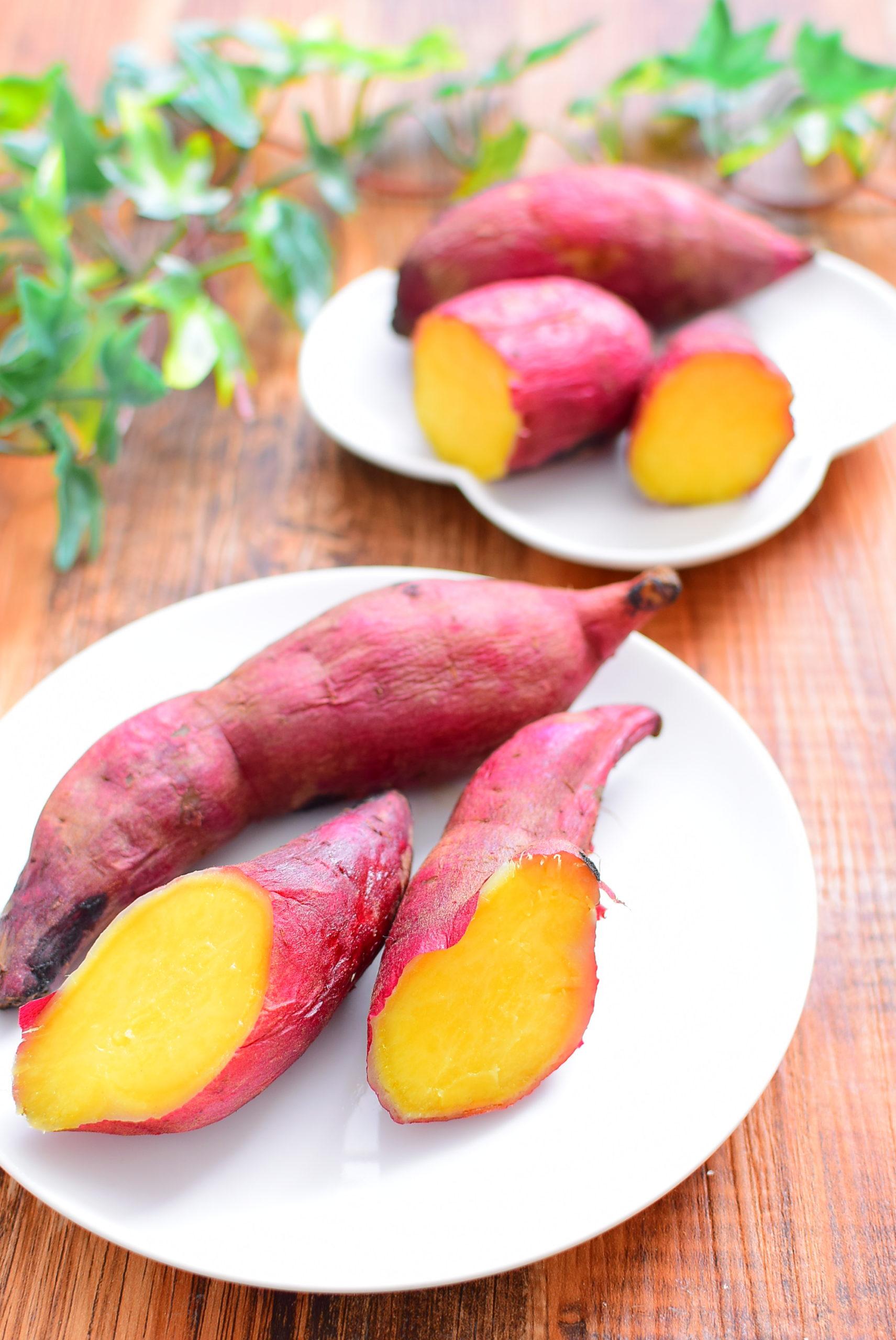 甘くてしっとりした美味しい焼き芋の作る方法をご紹介します!
