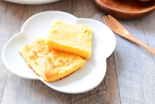 型いらず!砂糖不使用!じゃがいもバターケーキのレシピの写真