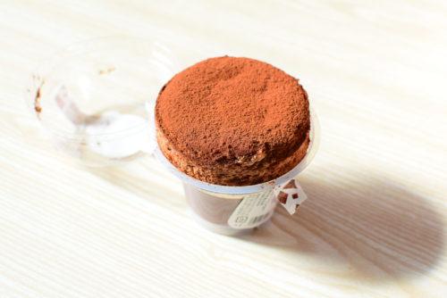 スフレプリンショコラと窯出しとろけるプリンの食レポの写真