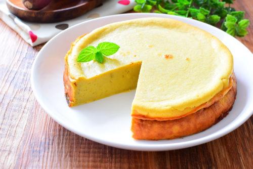 白砂糖不使用!さつまいものバターケーキのレシピの写真