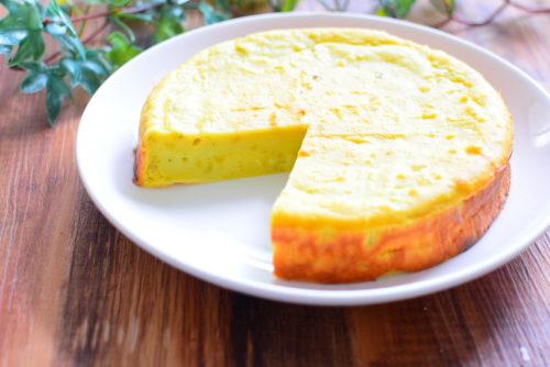 簡単!どんどん混ぜる!さつまいもしっとりバターケーキのレシピの写真