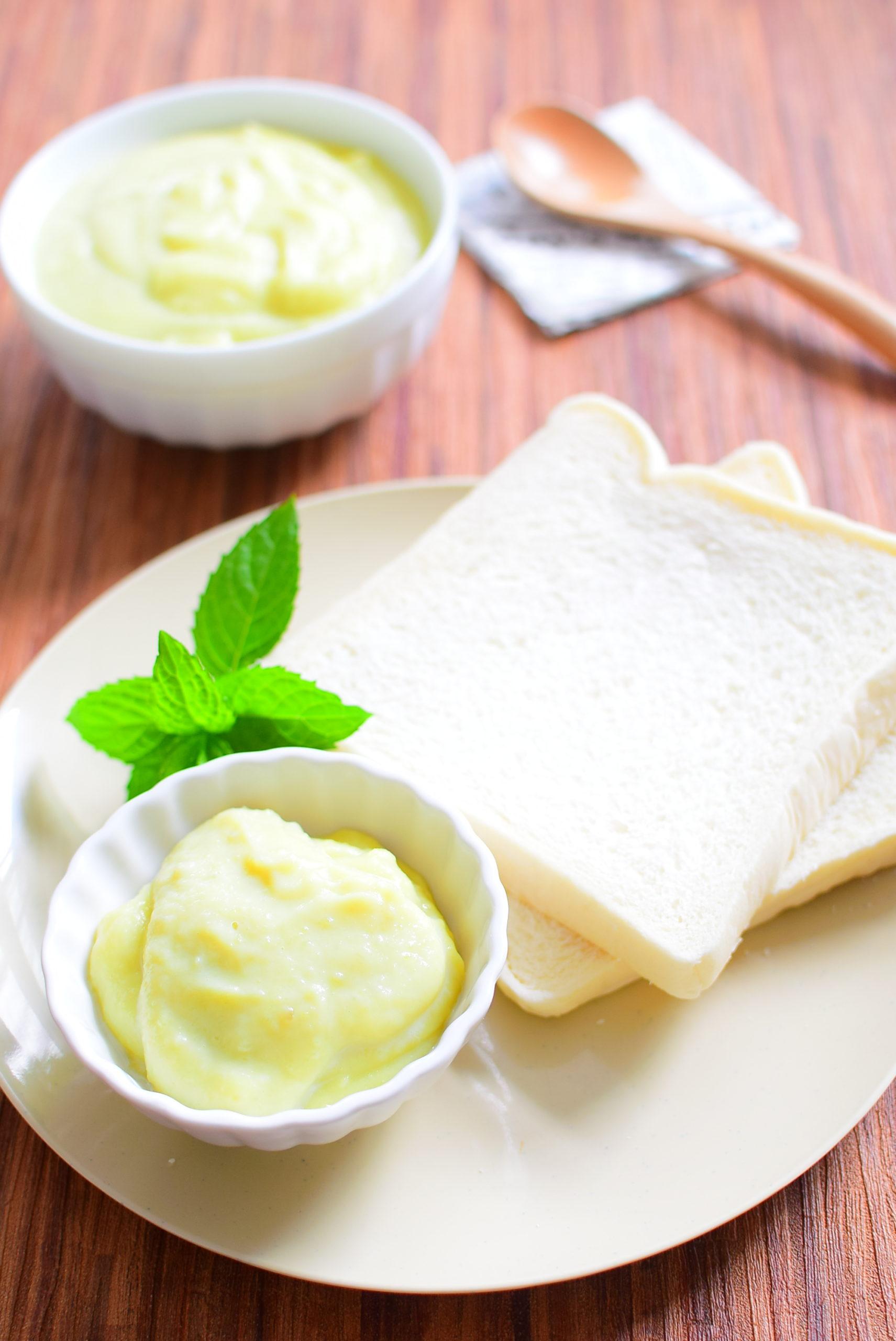 食パンやアイスに!練乳さつまいもクリームのレシピの写真