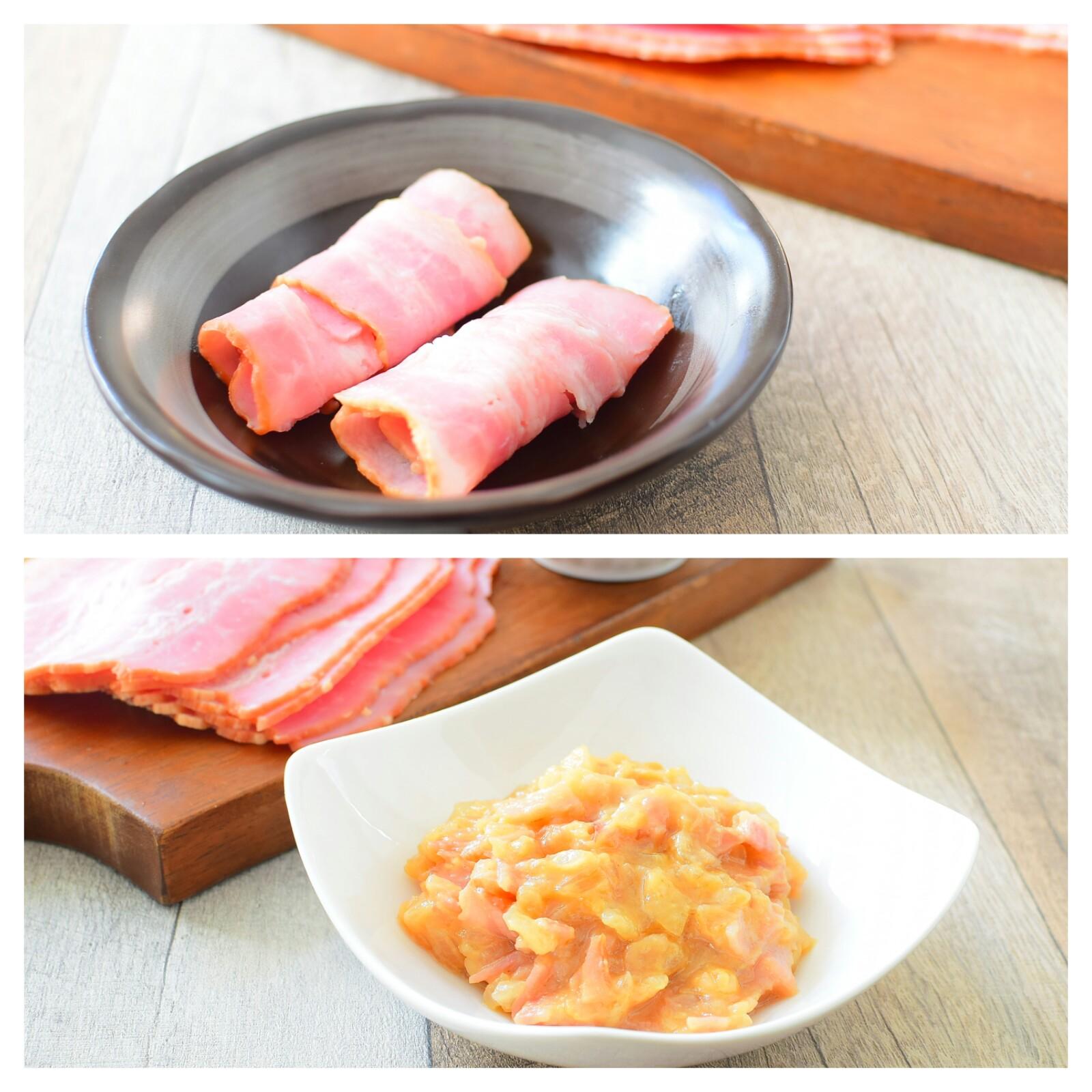 ベーコンの添加物を減らす方法&にんにくと召し上がれ!ベーコンねぎ味噌のレシピ