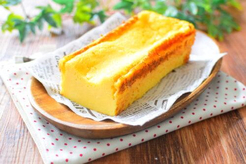 【水切り不要】さわやかヨーグルトケーキのレシピの写真