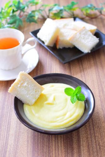 万能!飲むヨーグルト入りさつまいもクリームのレシピの写真