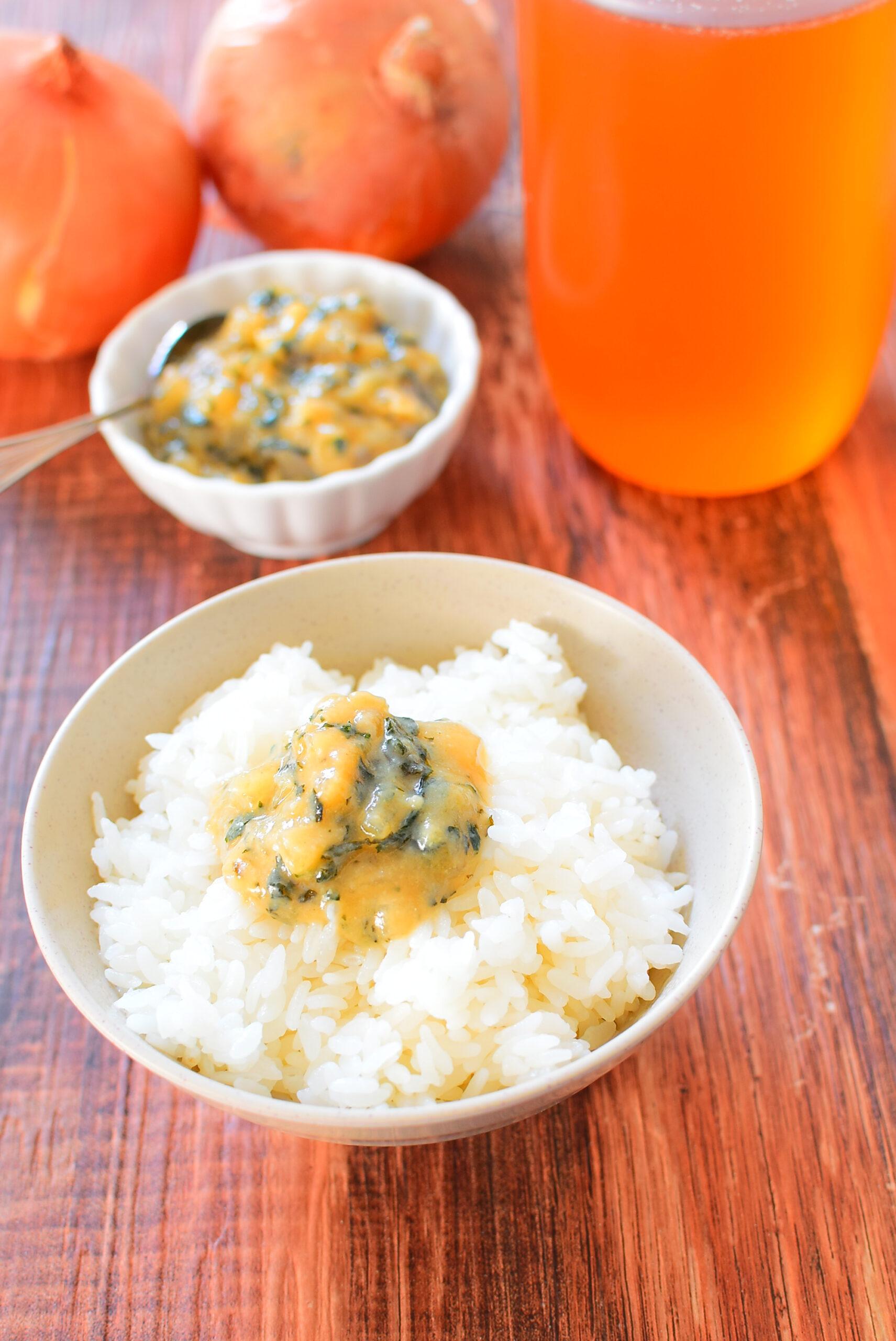 【ご飯と相性抜群】大葉ねぎ味噌のレシピの写真