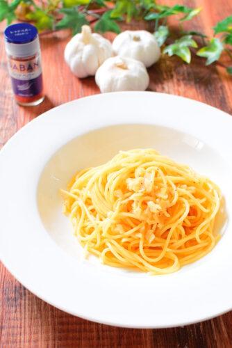【レッドペパー使用】ペペロンチーノのレシピの写真