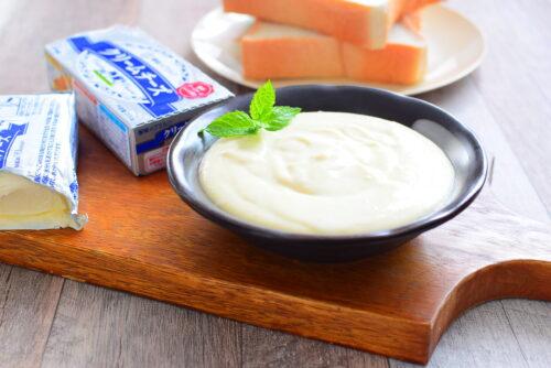 【食パンと相性抜群】さつまいもチーズクリームのレシピの写真